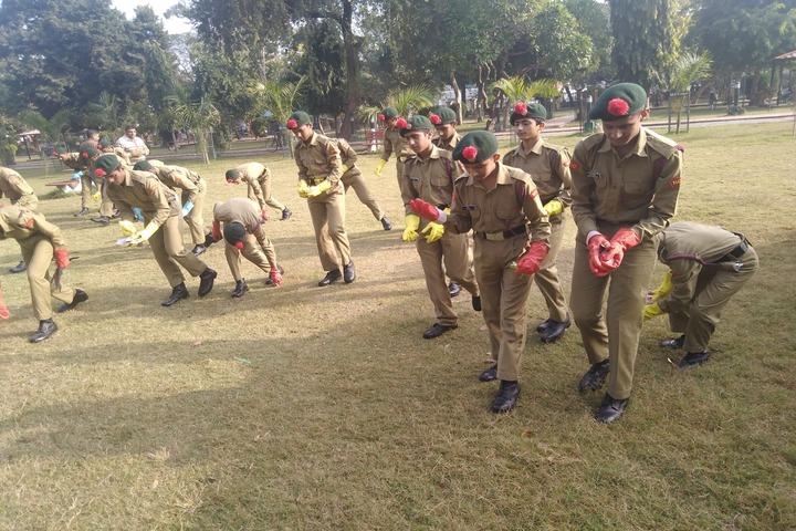 Gurukul Jyotisar-NCC Camp