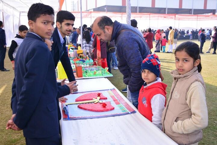 Gurukul Jyotisar-Science Fair