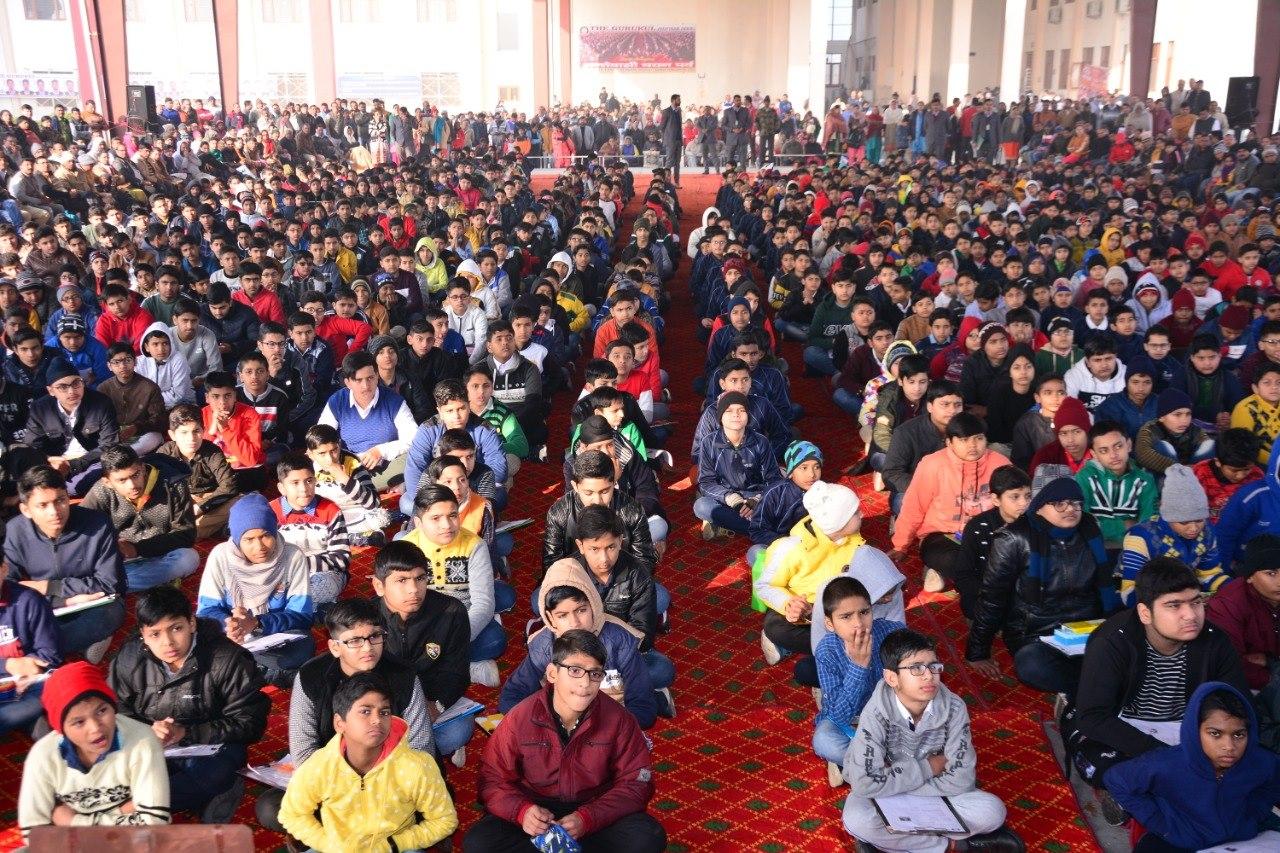 Gurukul Jyotisar-Students