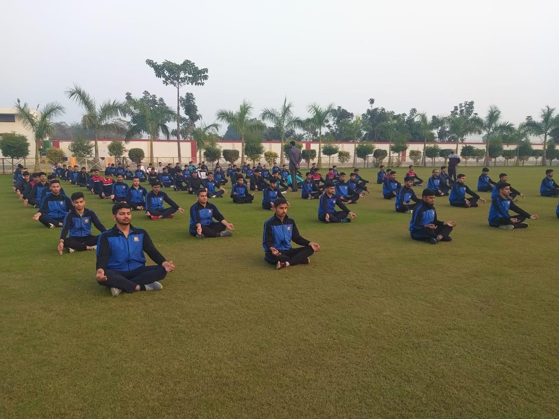 Gurukul Jyotisar-Yoga Activity
