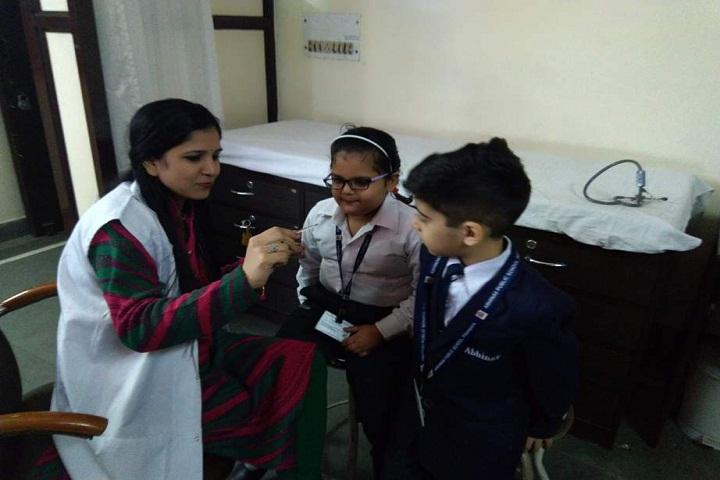 Abhinav Public School-Medical-Room