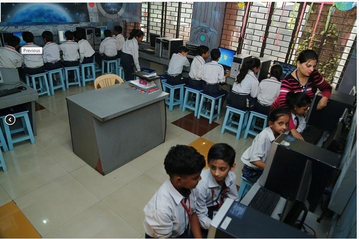 Abhinav Public School-Computer Lab
