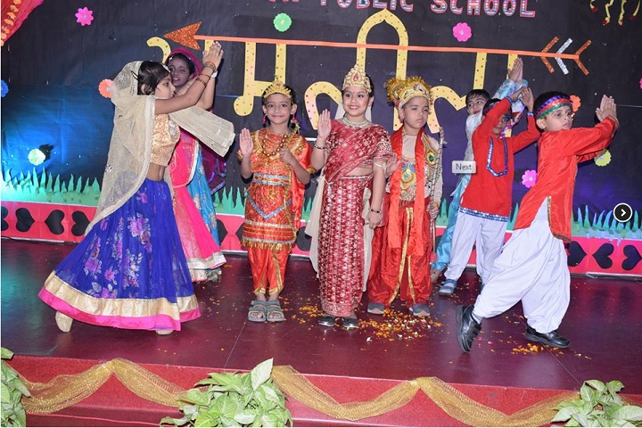 Abhinav Public School-Events