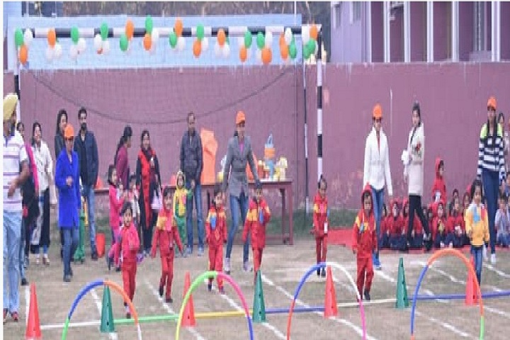 Abhinav Public School-Games
