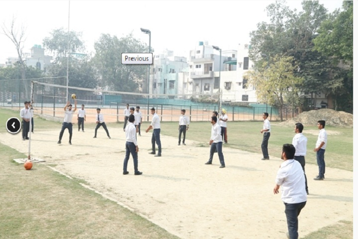Abhinav Public School-Sports