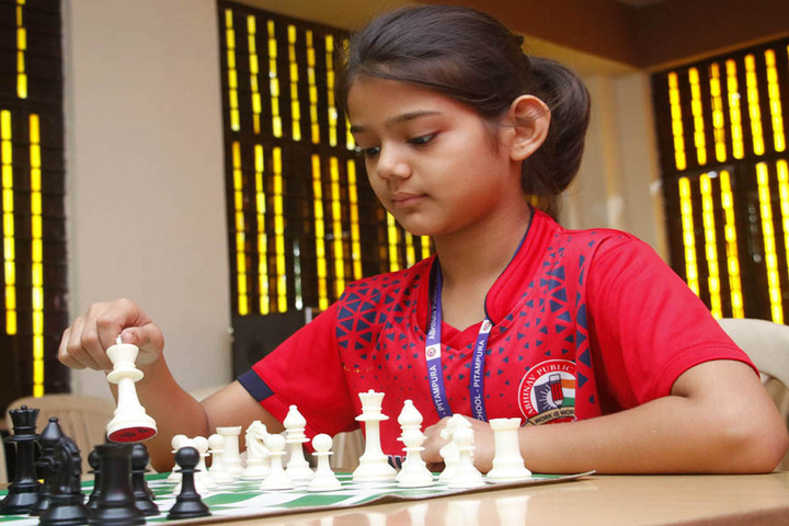 Abhinav Public School-Chess