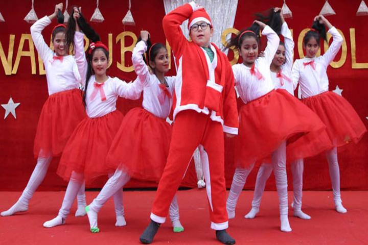 Abhinav Public School-Christmas