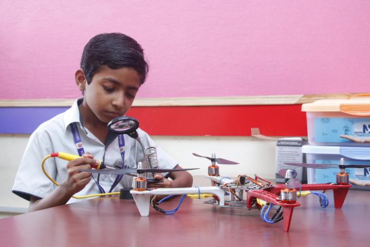 Abhinav Public School-Robotics Lab