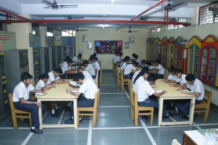 Abhinav Public School-Library