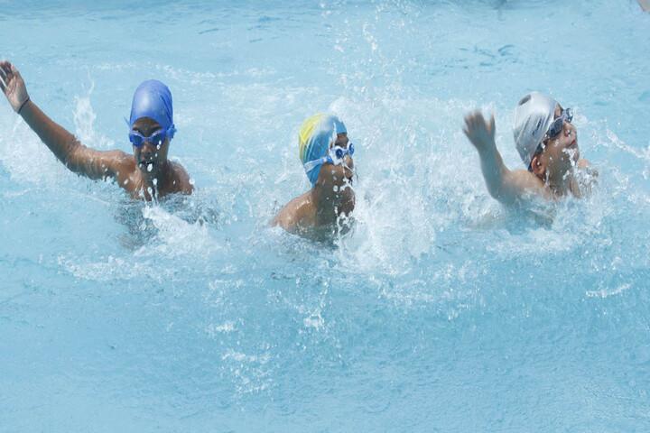 Abhinav Public School-Swimming Pool