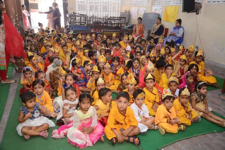 Aneja City Heart School-Festival Celebrations