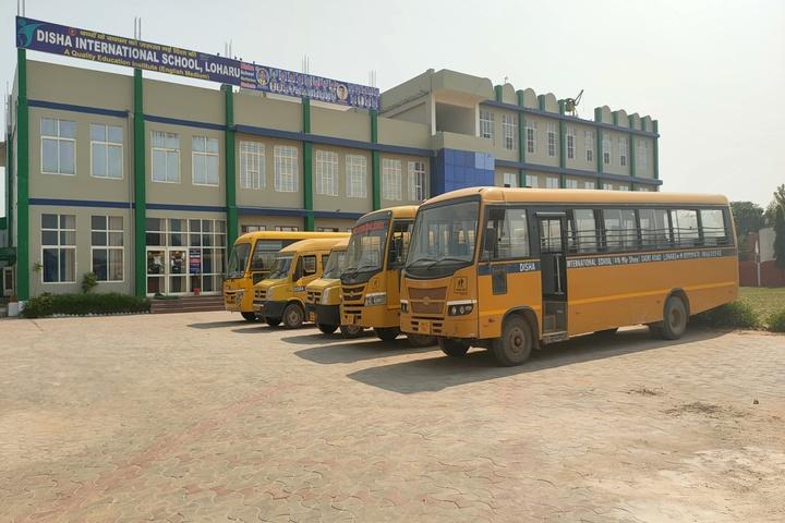 Disha International School-Campus