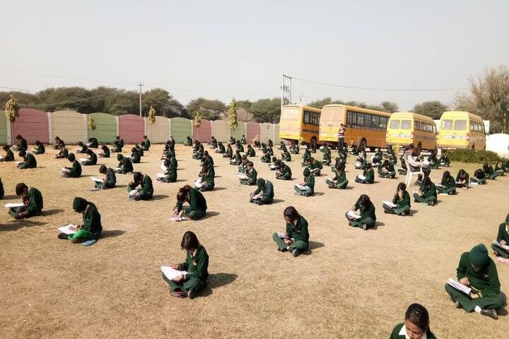 Disha International School-Students