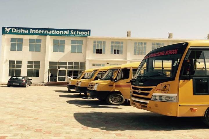 Disha International School-Transport