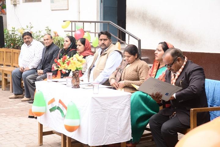 Adarsh Gyan Sarover Balika Vidyalaya-Guests At Events