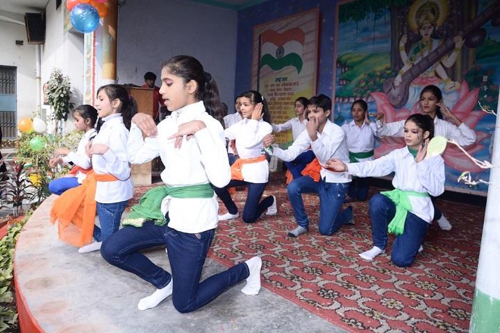 Adarsh Gyan Sarover Balika Vidyalaya-Independence day Celebrations