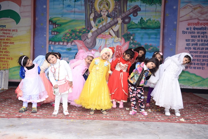 Adarsh Gyan Sarover Balika Vidyalaya-Kindergarden Dance Performance