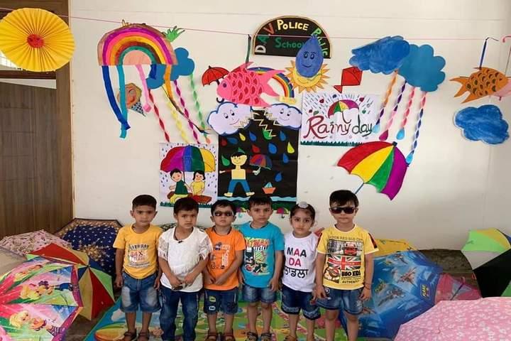 DAV Police Public School-Bag Day