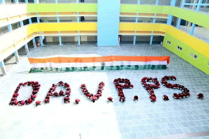DAV Police Public School-Campus View