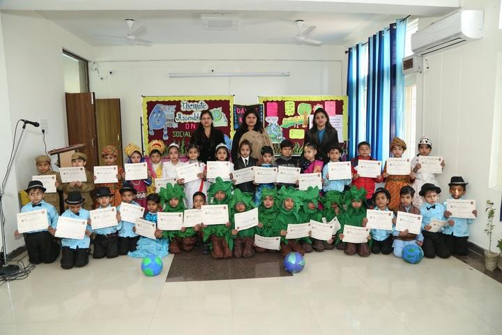 DAV Police Public School-Prize Distribution