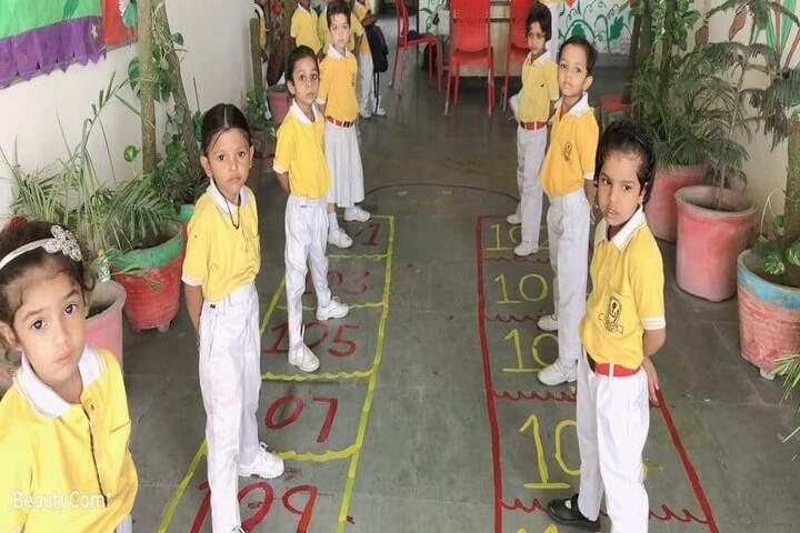 Divine Convent School-Activities