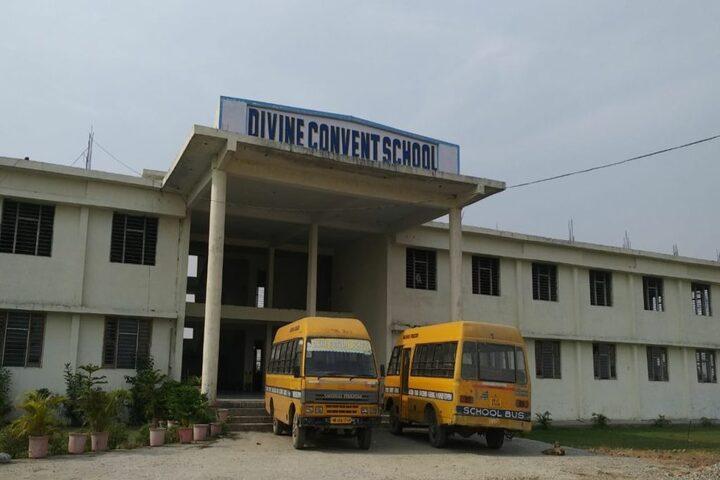 Divine Convent School-Campus