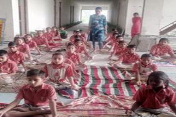Divine Convent School-Yoga
