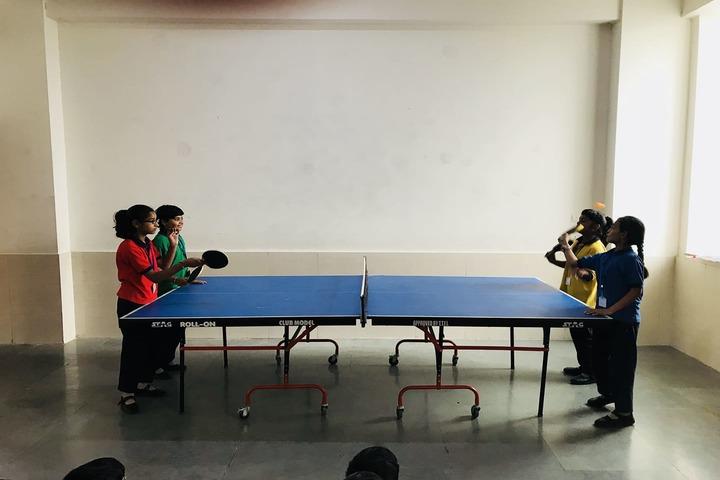 Emerald International School-Indoor Games