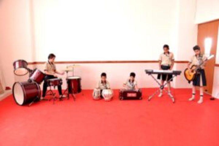Emerald International School-Music Room