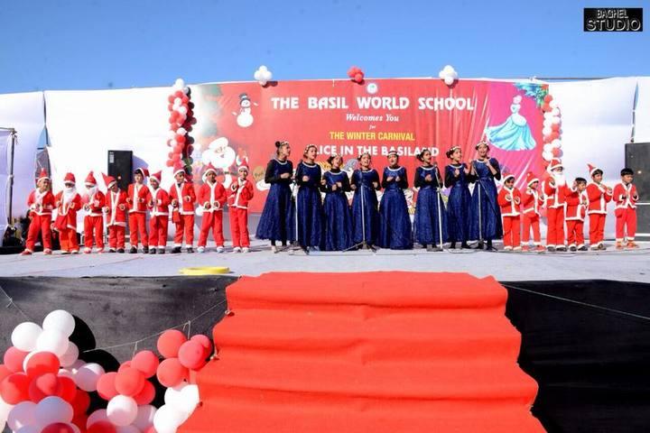 Emerald International School-Winter Carnival