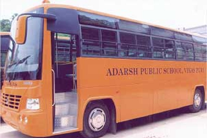 Adarsh Public School-Transport