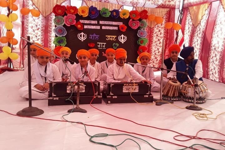 Akal Academy-Cultural Event
