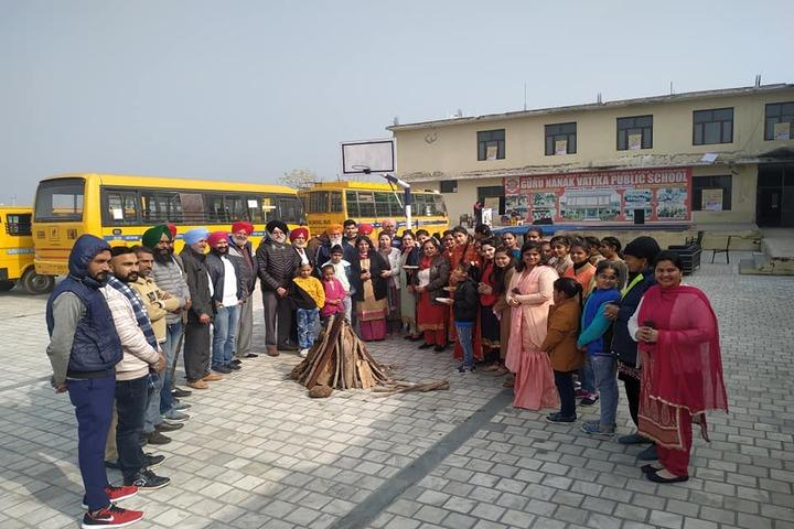 Guru Nanak Vatika Public School-Festival Celebrations