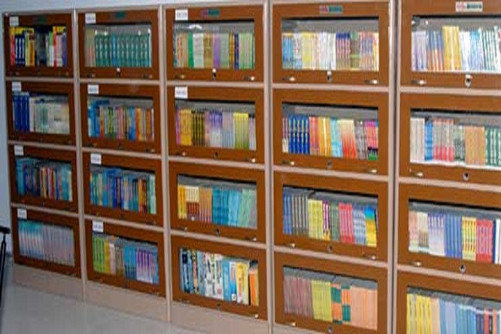 Adarsh Public School-Library