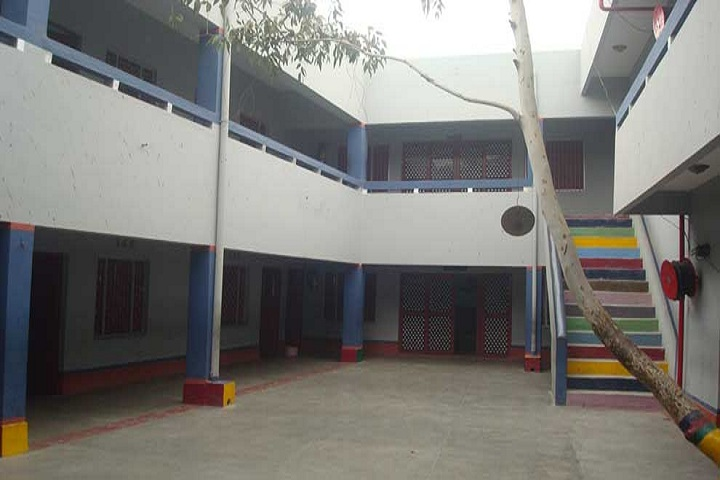 Adarsh Public School-School Building