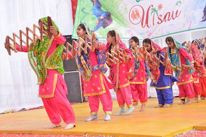 Siwan Public School-Annual Day