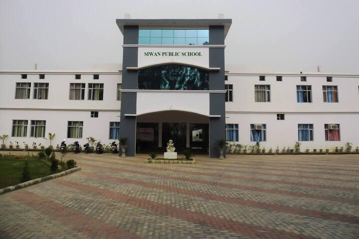 Siwan Public School-Campus