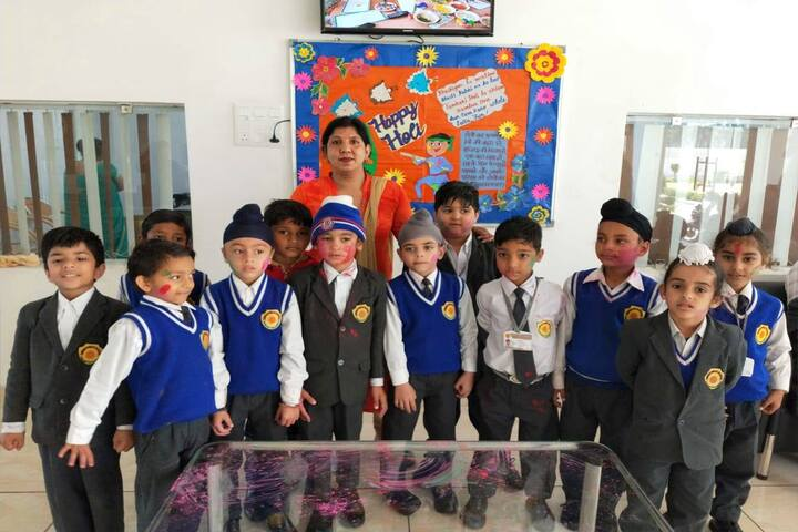Siwan Public School-Festival Celebrations