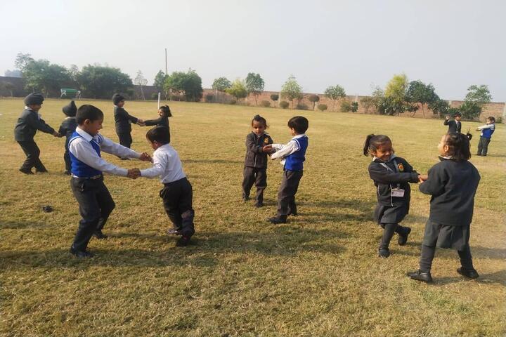 Siwan Public School-Games