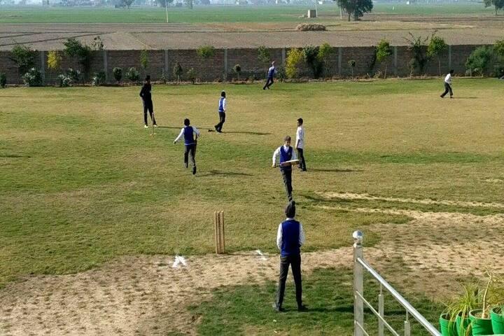 Siwan Public School-Play Ground