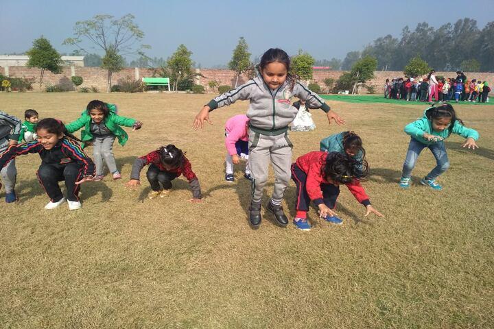 Siwan Public School-Sports