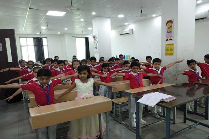 Birla Children Academy-Classrooms