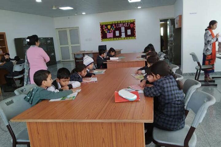 Birla Children Academy-Library