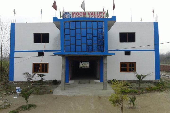 Moon Valley Public School-Building