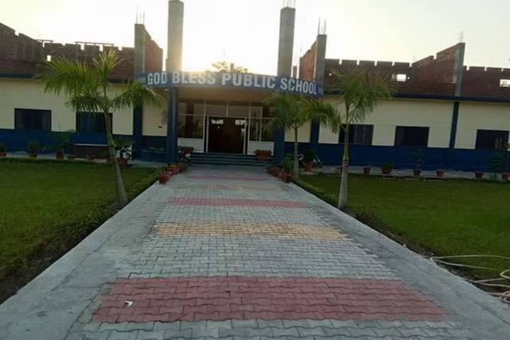 God Bless Public School-Campus