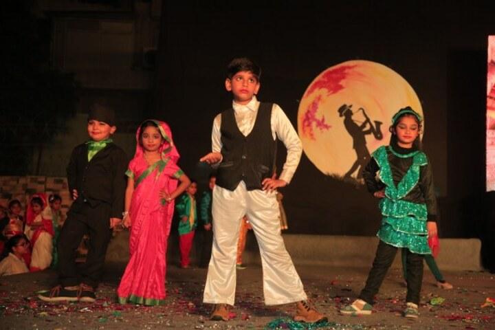 Adarsh Vidya Bhawan-Dance