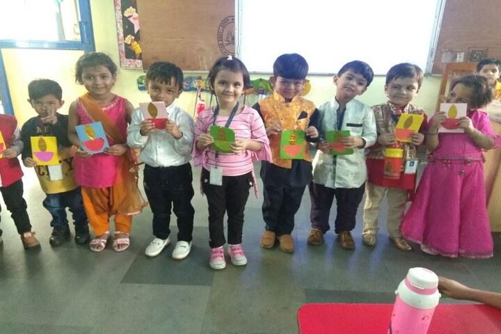Adarsh Vidya Bhawan-Diwali Celebrations