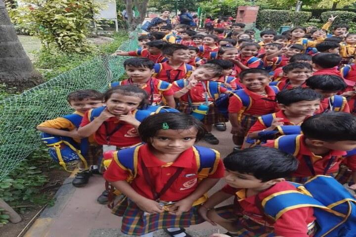 Adarsh Vidya Bhawan-Trip