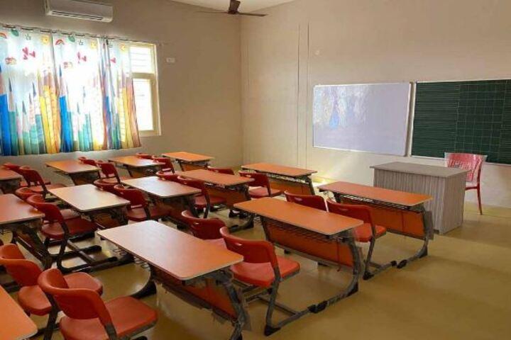 Happy Child International School-Classrooms