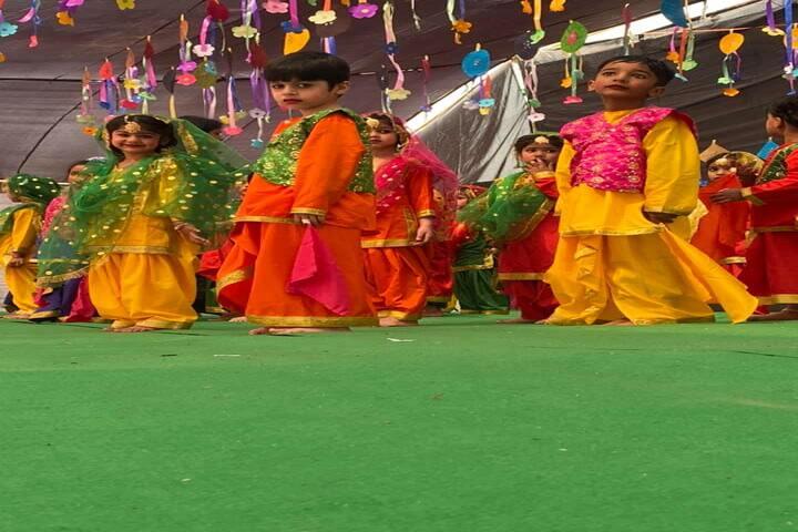 Happy Child International School-Fest